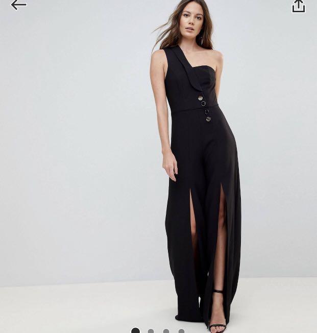 3cdbaf87024 Tuxedo jumpsuit