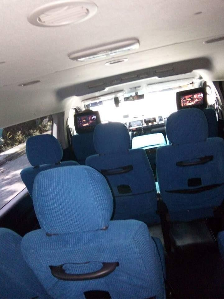 Van for rent,. Call,txt or pm,.09554629634/09395397642
