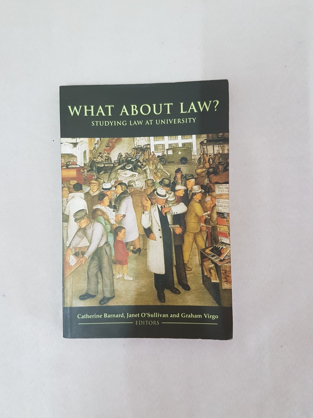 What About Law - Studying Law at University