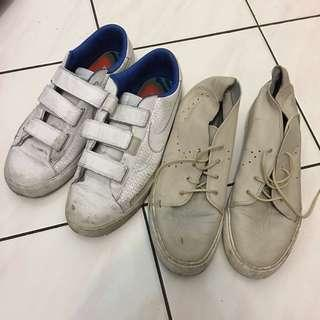 Nike Shoes RM30 for two