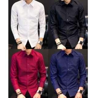 🔥Men's Formal Shirts Vests Skinny Ties Korean Fashion🔥