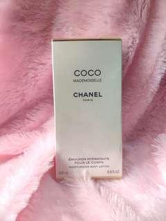 Coco Mademoiselle CHANEL 200ml body lotion