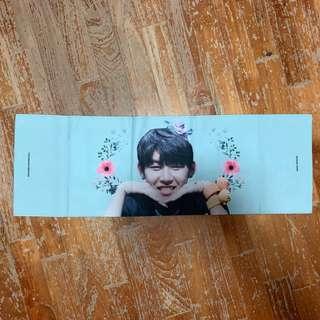 [WTS - cherrysparkling Park Woojin Slogan]