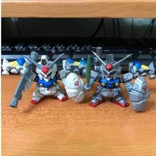 Gundam Next 08 & SP02 - Gp02A 兩款 (高達試作機2號)