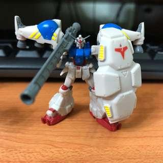 Gundam Collection DX 1 - GP02A 高達試作機2號