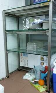 Display glass unit for sale