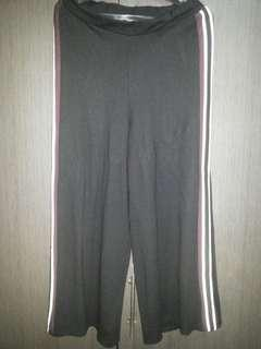 Pull&Bear Black Listed Cullote