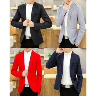 🔥Men's Formal Blazers Korean Fashion🔥