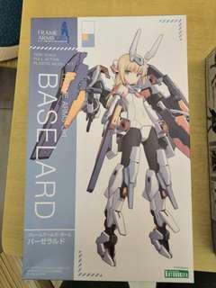 壽屋 Frame Arms Girl baselard