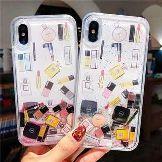 🚚 Shaking/Moving Makeup Beauty Sparkling Phone Case