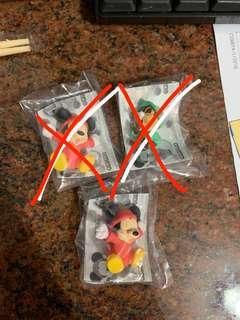 Disney 迪士尼 米奇 扭蛋