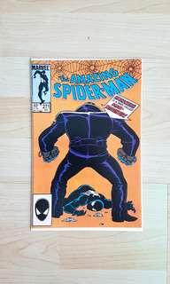 🚚 Marvel Comics Amazing Spider-Man 271 Near Mint Condition