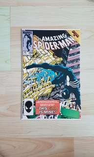 🚚 Amazing Spider-man 268 Near Mint Condition