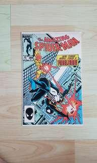 Amazing Spider-Man 269 Near Mint Condition