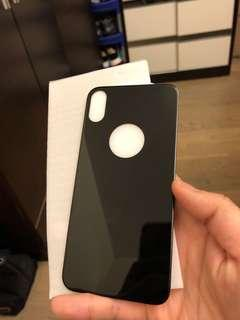 iPhone X 背貼