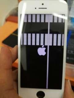 iPhone 5 lcd screen replacement