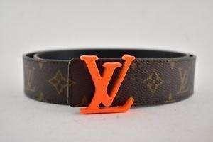 4126f993ea1a louis vuitton belt authentic
