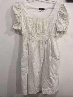 Dress putih 2