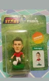 Football star figure maxis 2008 2009 fabegras