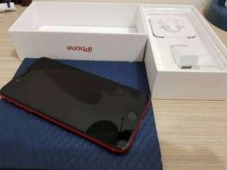 🚚 I Phone 8Plus (紅色)256G