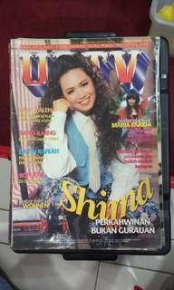 90's URTV Entertainment Magazine