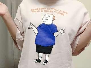 🚚 小胖弟上衣
