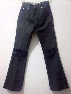 "Celana Jeans LEA 507 ""ripped"" silver tab Original"