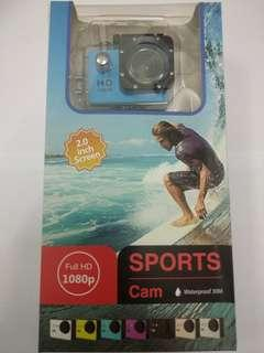 New Sport Cam Full HD 1080p