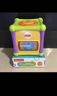 🚚 Fisher-Price Activity Cube Toy