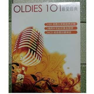 OLDIES   101   ( 微花、99% )