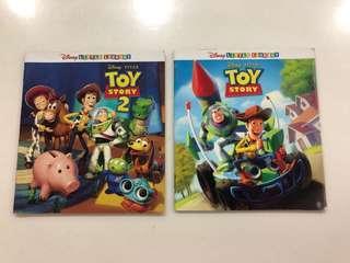 Disney Toy Story Books