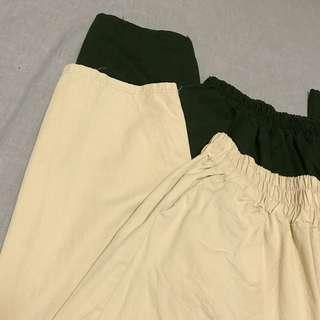 🚚 薄襯料直筒褲👖