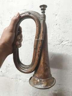 Antique Bugler WW2