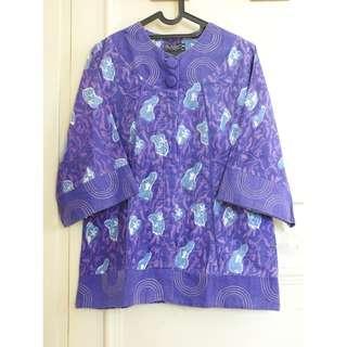 Purple Batik By SENOPATI BATIK