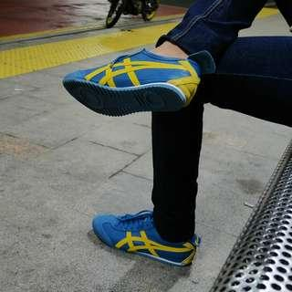 ONITSUKA TIGER MEXICO 66 BLUE LIGHT ORIGINAL
