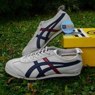 ONITSUKA TIGER MEXICOO 66 FUSION GRAY NAVY SD 2018 ORIGINAL