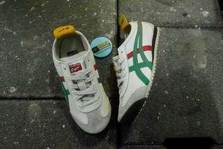 ONITSUKA TIGER MEXICO 66 BIRCH GREEN ORIGINAL