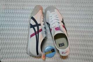 ONITSUKA TIGER MEXICO 66 WHITE NAVY ORIGINAL