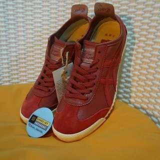 ONITSUKA TIGER MEXICO 66 NIPPON MADE MAROON ORIGINAL