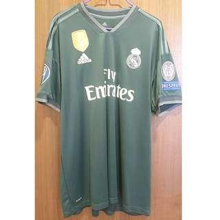 REAL MADRID 2018 19 AWAY JERSEY BY ADIDAS 1291b0996