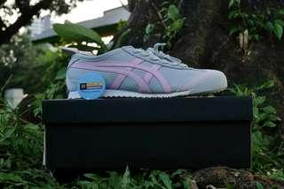 ONITSUKA TIGER MEXICO 66 GRAY PINK ORIGINAL