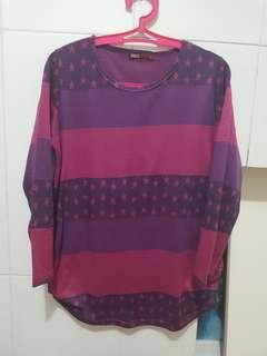 Sweater tops matahari brand L fit to Xl