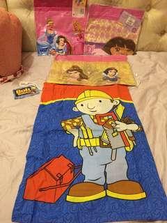 正版超大玩具索繩袋/玩具袋/儲物袋