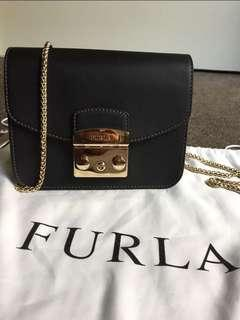 AUTHENTIC FURLA METROPOLIS MINI CROSSBODY BAG