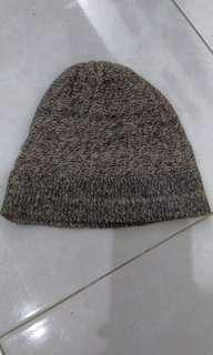 Knit Beanie Creme