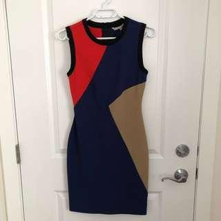 Fitted Formal Dress (Size 2)