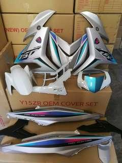 COVERSET YAMAHA Y15ZR EXCITER 20TH ANNIVERSARY VIETNAM