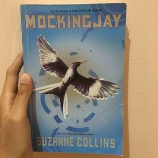 Novel The Hunger Games: Mockingjay