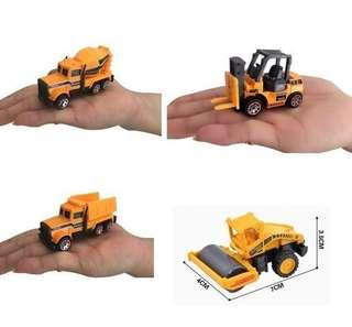 Instock! Brand New Kids Engineering Construction Vehicles