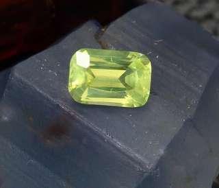 天然金绿宝石 0.22 克拉Chrysoberyl 0.22 ct